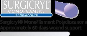 Surgicryl®Monofilament - Logo